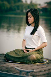 медитация на седьмую чакру