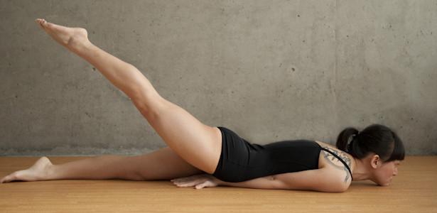 Йога для спины и шеи